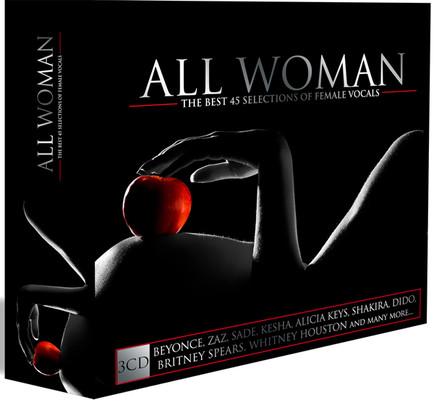 All Woman 2 - The Best 45 Selection Of Female Vocals