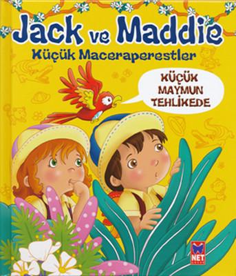Jack ve Maddie - Küçük Maymun Tehlikede