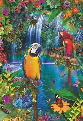 Educa 15512 Bird Tropical Land 500 Parça Puzzle