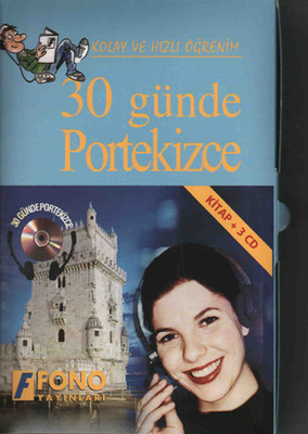 30 Günde Portekizce CD' lİ Set