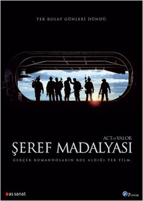 Act of Valor - Şeref Madalyası