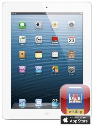 Apple Yeni iPad 32GB WiFi White MD514TU/A