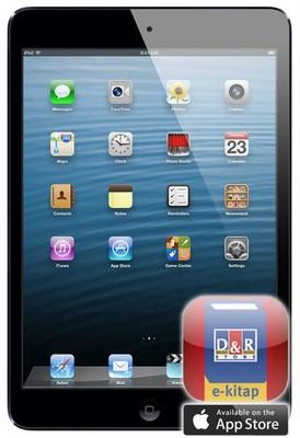 Apple iPad mini 32GB WiFi + Cellular MD541TU/A      (8 Adet Ekitap Hediye)