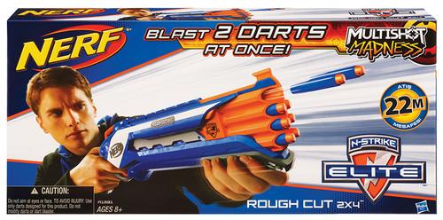Nerf N-Strike Elite Rough Cut A1691