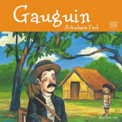 Gaugin - Arkadaş Paul