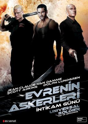 Universal Soldier: Day of Reckoning - Evrenin Askerleri:Intikam Günü (SERI 4)
