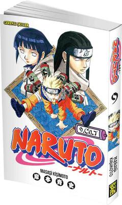 Naruto 9. Cilt - Neji ve Hinata