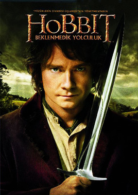 Hobbit: An Unexpected Journey - Hobbit: Beklenmedik Yolculuk (SERI 1)