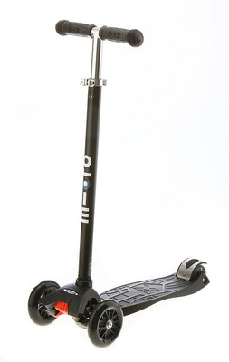 Micro Maxi Scooter Black Mcr.Mm0015