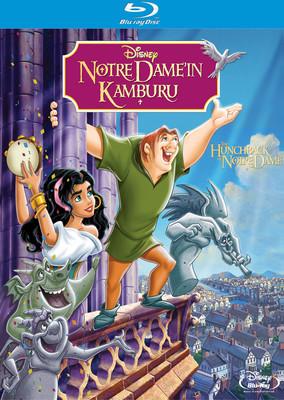 Hunchback Of Notre Dame - Notre Dame'ın Kamburu