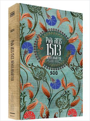 Pîrî Reis 1513 Dünya Haritası