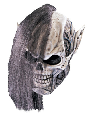 Rubies Necromancer Maske