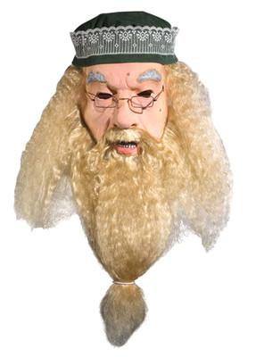 Rubies Harry Potter Albus Dumbledore Latex Maske