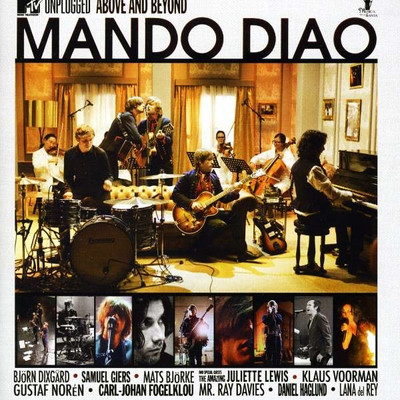 Mtv Unplugged - Above And Beyond [Feat: Lana Del Rey, Juliette Lewis, Klaus Voorman]