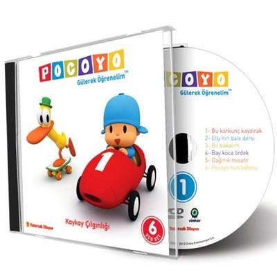 Pocoyo 6 - Kaykay Çılgınlığı