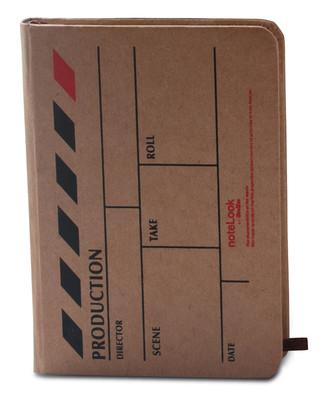 Notelook Production A5 Yatay Çizgisiz Sarı 100 Yaprak 70 Gr T001Dftproya5H