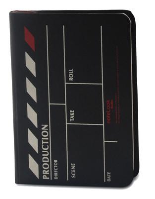 Notelook Production A6 Yatay Çizgili Siyah 100 Yaprak 70 Gr T000Dftproba6H