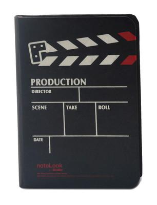 Notelook Production A7 Dikey Çizgsiz Siyah 100 Yaprak 70 T001Dftproba7V