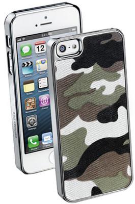 Cellular Line iPhone 5 Army Kılıf 2