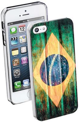 Cellular Line iPhone 5 Flag Kılıf Brezilya