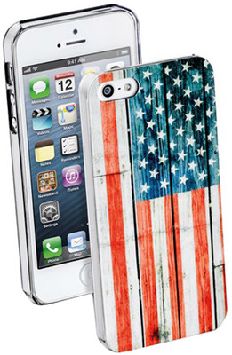Cellular Line iPhone 5 Flag Kılıf USA