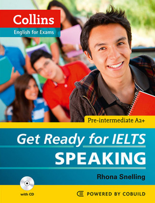 Collins Get Ready for IELTS Speaking (Paperback and CD) (Collins English for Exams)