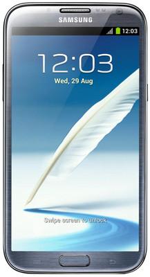 Samsung Galaxy Note 2 N7100 Ultra Şeffaf Ekran Koruyucu