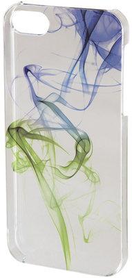 "Hama iPhone 5 Kilifi ""Smoke"", Yesil/Sari/MaviHM.118954"