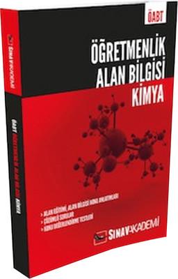 2013 Öğretmenlik Alan Bilgisi Kimya KPSS