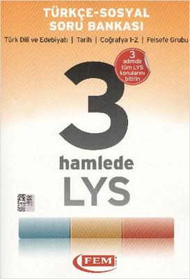 Fem 3 Hamlede Lys Türkçe-Sosyal Soru Bankası (T.E-T-C1-2-F)