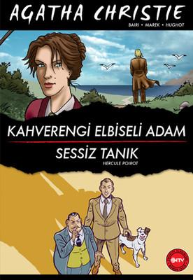 Agatha Christie - Kahverengi Elbiseli Adam - Sessiz Tanık