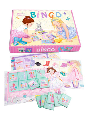 My Style Prenses Bingo Oyunu 8292