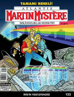 Martin Mystere Sayı - 133