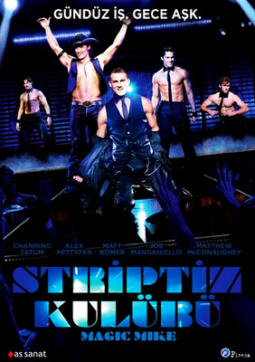 Magic Mike - Striptiz Kulübü