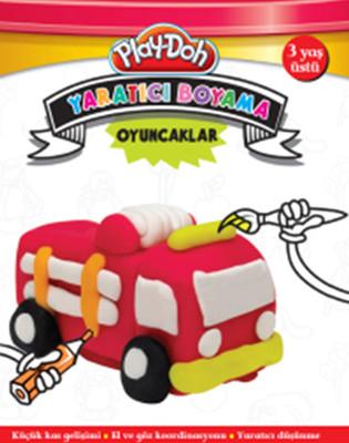 Play-Doh Yaratıcı Boyama Oyuncaklar