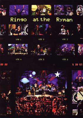 Ringo At The Ryman