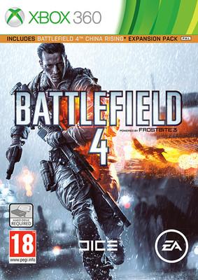 Battlefield 4 Limited Edition XBOX
