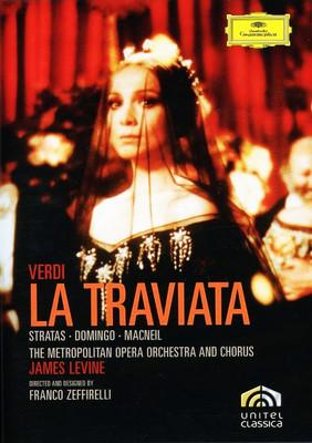 Verdi: La Traviata [Teresa Stratas The Metropolitan Opera Orchestra And Chorus]