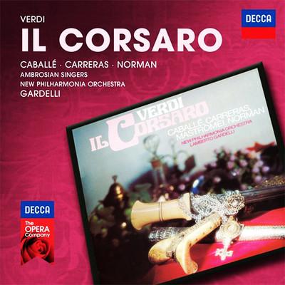 Verdi: Il Corsaro [Montserrat Caballé ·Jessye Norman Ambrosian Singers New Philharmonia Orchestra]