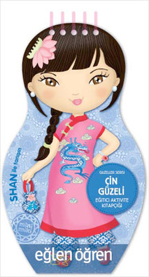Eğlen Öğren Güzeller Serisi - Çin Güzeli