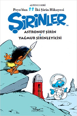 Comics No: 6 - Astronot Şirin