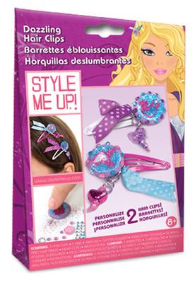 Style Me Up Kendin Yap Başlangıç Paketi - Göz Alıcı Tokalar Otto.405