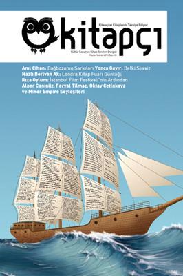 Kitapçı - Kültür Sanat ve Kitap Tanıtım Dergisi (Mayıs - Haziran 2013) Sayı:6