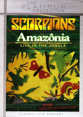 The Platinum Collection - Amazonia (Live In The Jungle)