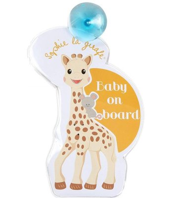 Vulli Sophie the Giraffe Arabada Bebek Var 470220