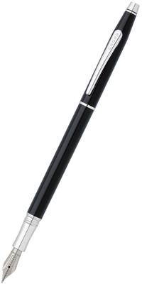 Cross AT0086-77 Classic Century Black Lacquer Dolmakalem (Fine Uç)