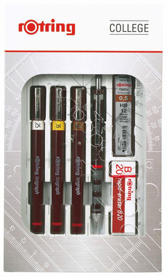 Rotring Isograph Set College S0699370