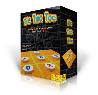 Neo Tic Tac Toe Kutu Oyunu