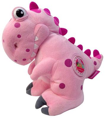 Dinozor Pelus Pembe  - Dino63030005