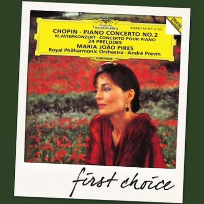 Chopin: Piano Concerto No:1&2 [First Choice][Royal Philharmonic Orchestra,Andre Previn - Chamber Orc